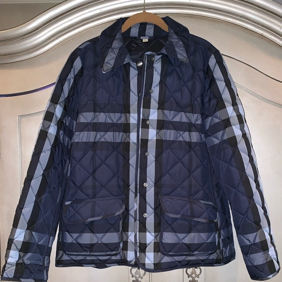 Burberry Jackets & Blazers - Burberry Brit quilted jacket